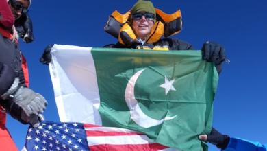 Photo of Vanessa O'Brien prima donna americana sul K2