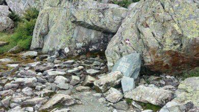 Photo of Monviso, in secca le sorgenti del Po per l'estate torrida