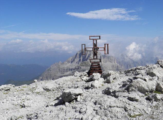 Photo of Dolomiti di Brenta: via normale per la Cima del Grostè