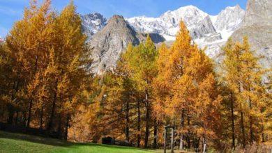 Photo of Foliage in Valle d'Aosta, i luoghi da non perdere