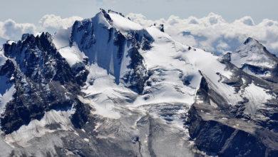 Photo of Troppo caldo, Guide Alpine limitano salite al Gran Paradiso