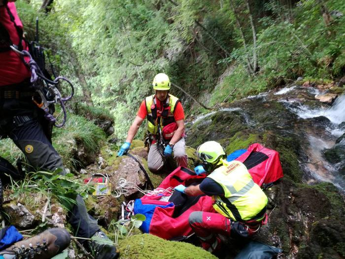 Uomo scomparso trovato morto sul Monte Chiampon