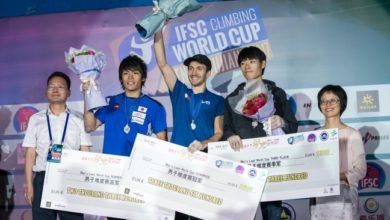 Photo of Stefano Ghisolfi vince in Cina la gara di Coppa del Mondo Lead