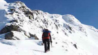 Photo of Monte Braiola (Tosco-Emiliano), via alpinistica invernale cresta ovest