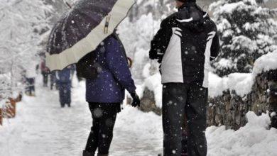 Photo of In arrivo neve su Alpi e Appennino. Occhio alle valanghe