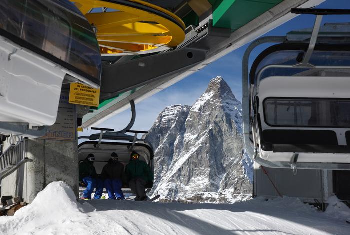 Montagna sci