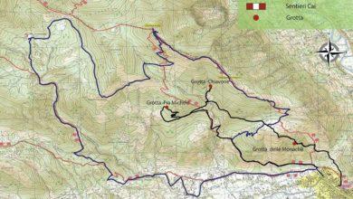 Photo of Il nuovo Sentiero delle Grotte sugli Ernici: anello di 14 km