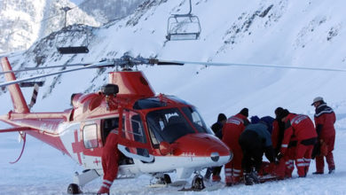 Photo of Valanga nel Vallese, sciatore italiano muore in un fuoripista