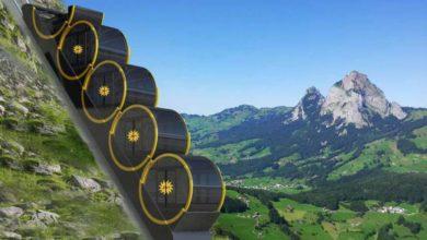 Photo of Inaugurata in Svizzera la teleferica pià ripida al mondo