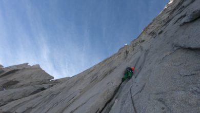 Photo of Ragni Della Bordella e Schiera: nuova via su Cerro Pollone