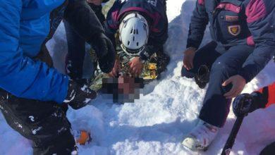 Photo of Roccaraso, valanga travolge due sciatori fuoripista