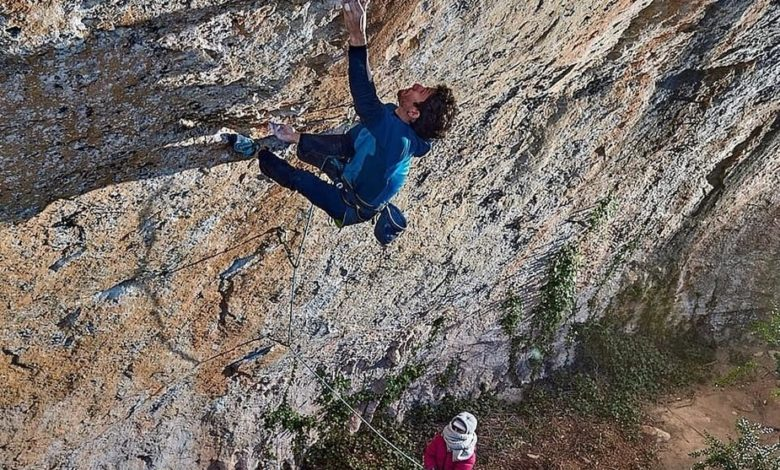 Photo of Stefano Ghisolfi nell'Olimpo dei climber. Sale Perfecto Mundo