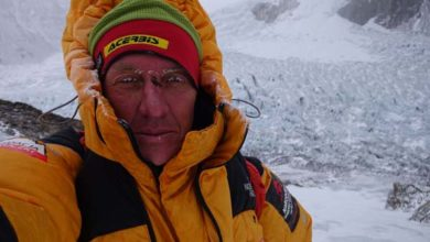 Photo of Denis Urubko, l'angelo custode degli alpinisti