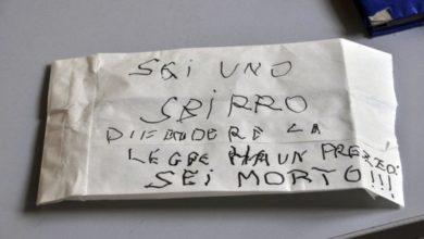 Photo of Minacce di morte e proiettili al presidente Parco Foreste Casentinesi