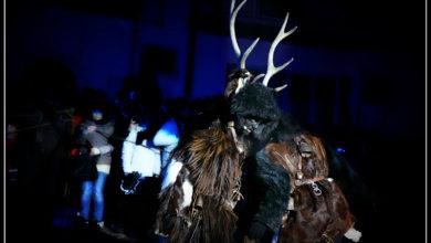 Photo of Il Carnevale primordiale de Gl'Cierv alle falde delle Mainarde (Pnalm)