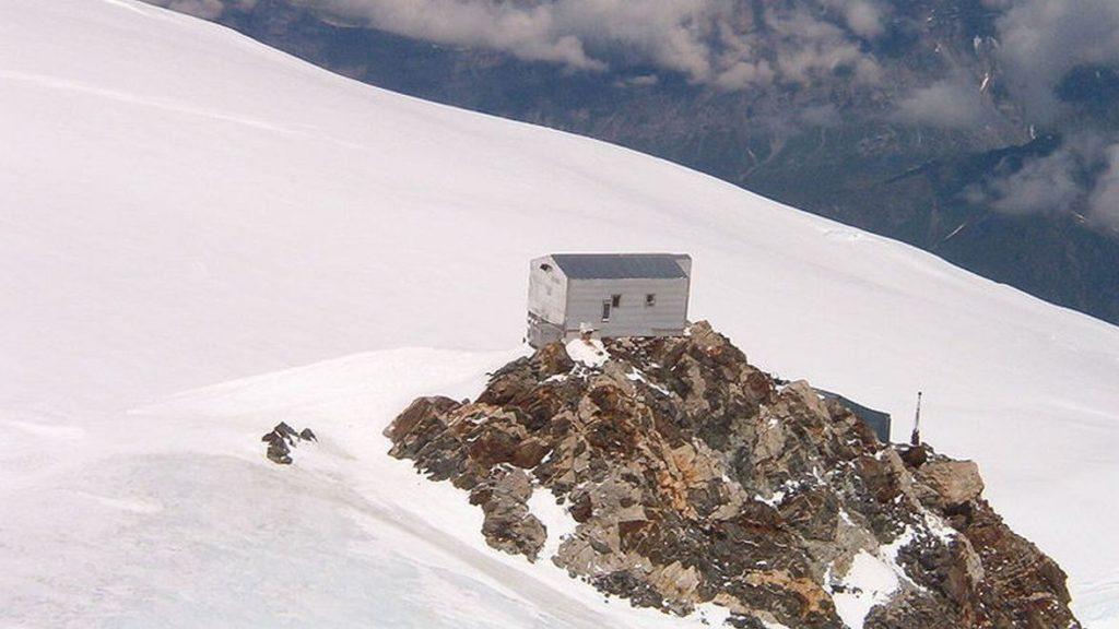 rifugio vallot monte bianco