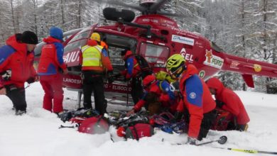 Photo of Slavina sopra Alagna, morto scialpinista