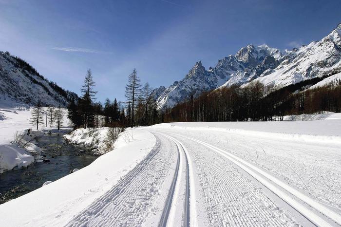 Aosta: la Val Ferret