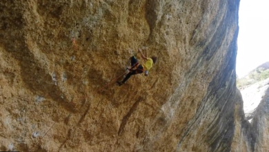 Photo of Alex Megos nell'olimpo dei climber: su Perfecto Mundo (9b+)