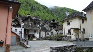 Photo of Borgo di montagna in Piemonte, case in vendita a 1 euro
