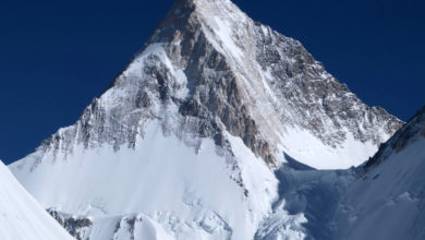 Photo of Gasherbrum IV: italiani allestiscono campo 1 a 6000 mt