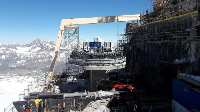 Leitner costruisce funivia più alta d'Europa sul Matterhorn