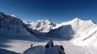 Photo of Adam Bielecki in vetta al Gasherbrum II, è il 5° Ottomila