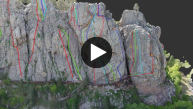 Photo of Presto mappe 3D per l'arrampicata