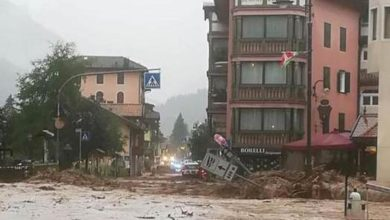 Photo of Maltempo Trentino, 50 evacuati a Moena