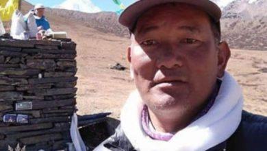 Photo of Stop ricerche per Pemba Sherpa disperso su Saser Kangri