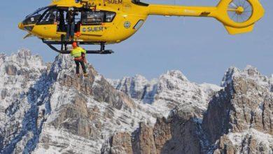 Photo of Alpinista tedesco morto su Pale di San Martino