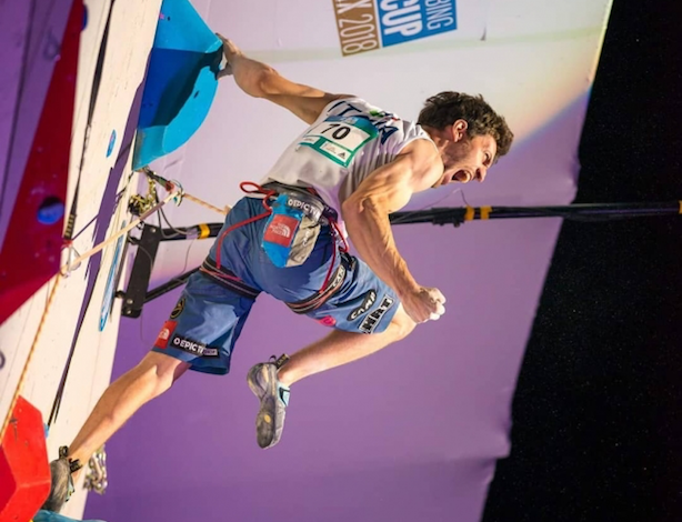 Photo of Arrampicata: Stefano Ghisolfi Oro nella Coppa del mondo Lead