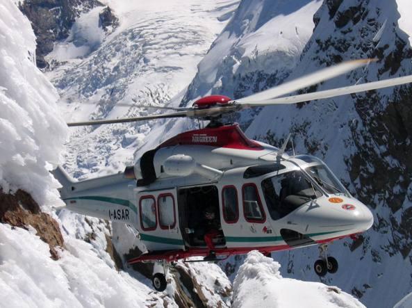 soccorso alpino francese