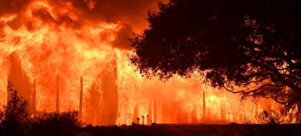 yosemite incendio