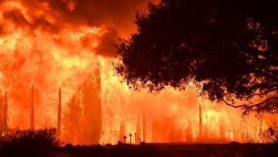 Photo of Yosemite in fiamme chiuso a tempo indeterminato