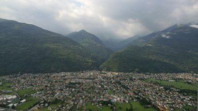 Photo of Morbegno nominata Città Alpina 2019