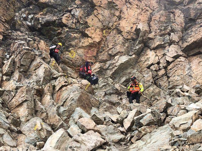 Alpinista trovato morto sul Monviso