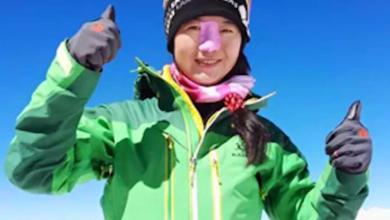 Photo of Lou Jing, la prima cinese sui 14 Ottomila