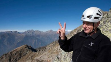 Photo of Pietro Giglio nuovo presidente Guide Alpine