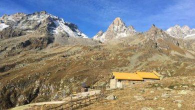 Photo of Alpinista precipita in Valle Orco, morto