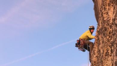 Photo of Pete Whittaker in solitaria su Half Dome e El Capitan in 20 ore
