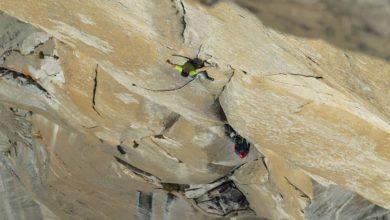 Photo of Adam Ondra fallisce sulla Salathè a El Capitan