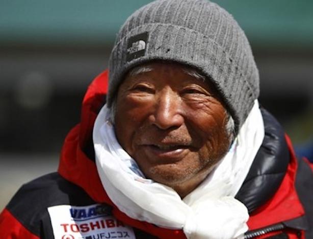 Photo of Yuichiro Miura a 86 anni tenta l'Aconcagua