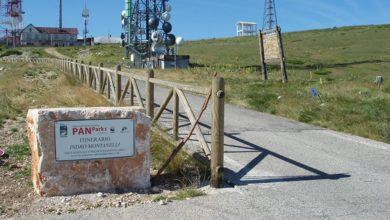 Photo of Majella, chiusa strada della Majelletta da Mammarosa al Pomilio