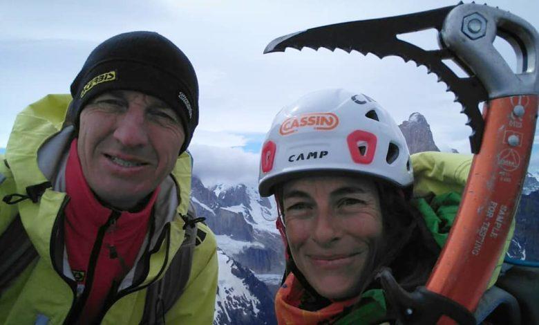 Photo of Urubko e Cardell sul Cerro Solo