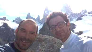 Photo of Ritrovati i corpi dei due alpinisti brasiliani dispersi sul Fitz Roy