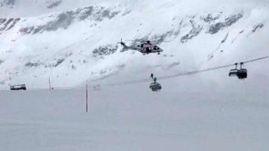 Photo of Seggiovia bloccata a Cervinia, 30 evacuati