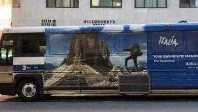 Photo of Tre Cime di Lavaredo in giro per New York