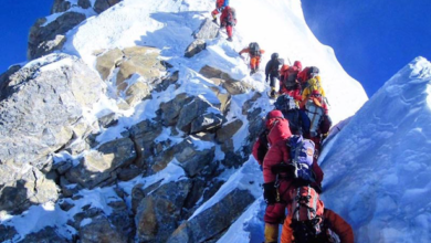 Photo of Everest, il 23 maggio 2019 record di alpinisti in vetta (354)