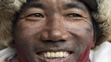 Photo of Kami Rita Sherpa 23 volte su Everest